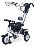 Caretero Toyz DERBY rowerek trójkołowy white