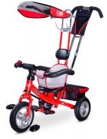 Caretero Toyz DERBY rowerek trójkołowy red