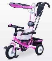 Caretero Toyz DERBY rowerek trójkołowy pink